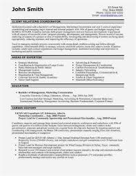 Best Sponsorship Email Example Marketing Resume Samples Luxury Cover Letter For Resumes Sample 2018