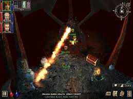 dungeon siege similar
