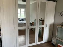 4 teiliges schlafzimmer pinie weiß trüffel top zustand