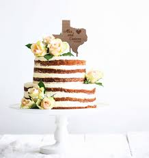 Wedding Cake Toppers Etsy Unique State Topper Rustic Wood Personalized