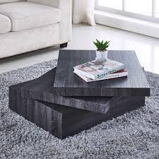 100 Contemporary Modern Living Room Furniture Amazoncom Black Coffee Table Oak Square Rotating