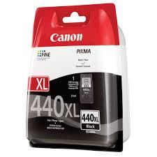 Black Ink Original Canon PG 440XL High Yield Cartridge