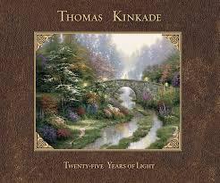 Thomas Kinkade Christmas Tree Teleflora by Thomas Kinkade 25 Years Of Light The Thomas Kinkade Company