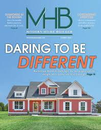 100 Modern Homes Magazine Home Builder 2019 Volume 7 Issue 1