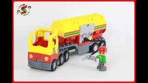 100 Lego Tanker Truck LEGO Duplo 5605 YouTube