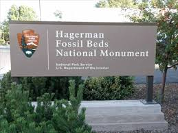 Hagerman Fossil Beds National Monument by Hagerman Fossil Beds National Monument Hagerman Idaho