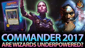Premade Commander Decks 2017 by Are Wizards Underpowered Cmdr2017 Wizard Deck Review 172