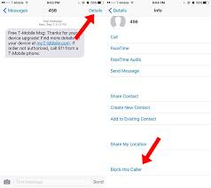 How To Block Text Messages iPhone