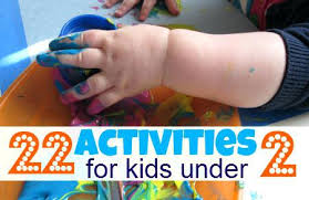 Activities For Kids Under 2 No Time Flash Cards Fall Crafts Toddlers Age One Year Craft 3