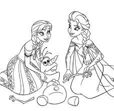 Masque Reine Des Neiges Elsa Olaf