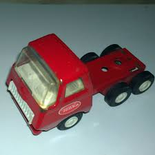 100 Vintage Tonka Truck Retro Truck Cab Red 70 S