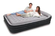 Aerobed Raised Queen With Headboard by Favorite Inflatable Air Beds And Mattresses With Mini And Full