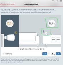 thermo unterschiede temperatur zielwert temperatur