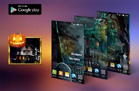 Halloween Live Wallpapers Android by Appspundit Infotech Website Android Application Development