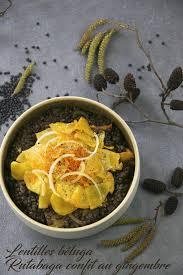 Nouveau Cuisiner Rutabaga Salade De Lentilles Tiède Et Rutabaga Confit Au Gingembre