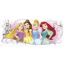 Stickers Princesse Raiponce Belle Cendrillon Ariel Disney Achat