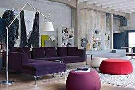 mit welchen farben kombiniert violett 75 ideen für