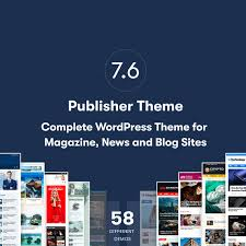 Publisher WP Theme BetterStudio