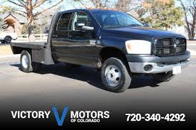 100 Trucks For Sale In Colorado Springs Dodge Ram 3500 Truck For In Denver CO 80201 Autotrader