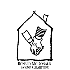 Ronald McDonald Logo Black And White