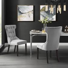 Lemele Tufted Dutch Velvet Dining Chairs (Set Of 2) By Monsoon ... White Fniture Co Mid Century Modern Walnut Cane Ding Chairs Bross White Fabric Chair Resale Fniture Of America Livada I Cm3170whsc2pk Coastal Set 2 Leatherette Counter Height Corliving Hillsdale Bayberry Of 5791 802 4 Novo Shop Tyler Rustic Antique By Foa On 4681012 Pieces Leather In Black Brown Sydnea Acrylic Wood Finished Amazoncom Urbanmod