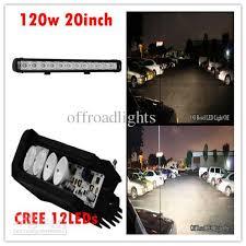 120w Super Bright 20 Inch 120 W froad Led Light Bar Led Car