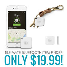 tile mate key finder bluetooth tracker only 19 99 ezy blogs