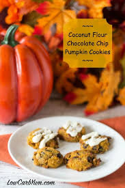 Libbys Pumpkin Orange Cookies by Chocolate Chip Pumpkin Cookies Low Carb Yum