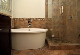 Simple Bathroom Designs With Tub by Simple Bathroom Tub And Shower Surrounds On Small Home Remodel