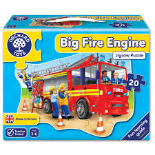 Orchard Toys Big Fire Engine 20-Piece Floor Puzzle - £9.80 - Hamleys ... Buddy L Fire Truck Engine Sturditoy Toysrus Big Toys Creative Criminals Kids Large Toy Lights Sound Water Pump Fighters Hape For Sale And Van Tonka Titans Big W Fire Engine Toy Compare Prices At Nextag Riverpoint Ford F550 Xlt Dual Rear Wheel Crewcab Brush Learn Sizes With Trucks _ Blippi Smallest To Biggest Tomica 41 Morita Fire Engine Type Cdi Tomy Diecast Car Ebay Vtech Toot Drivers John Lewis Partners