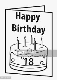 Keywords Birthday · Birthday Cake · Birthday Card · Black And White
