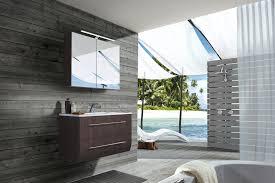 badezimmermöbel zagona 2tlg trüffeleiche 90 cm