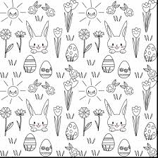 Brilliant Printable Easter Coloring Pages With Free And Bible
