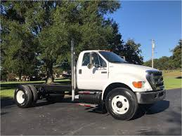 100 Ford Trucks For Sale 2006 FORD F750 XL Cab Chassis Truck Auction Or Lease