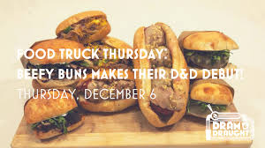 100 Raleigh Food Truck Thursday With Beefy Buns Dram Draught