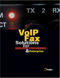 VoIP Fax Solutions For Service Providers & Enterprise ...