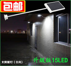 new 15led bright solar wall lights outdoor led wall ls