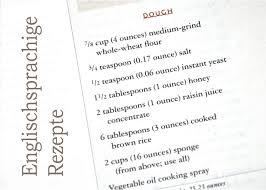 englischsprachige mengen in rezepten vogels küche
