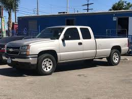 100 Used Chevy Trucks For Sale 2006 Chevrolet Silverado 1500 Crew Cab For By Owner In Van Nuys CA 91405 8975