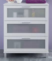 details zu kommode badschrank badezimmer klappenkommode weiß glas satiniert 70 cm orlando