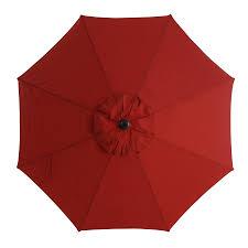 Garden Treasures Patio Umbrella Common 10276 In W X L