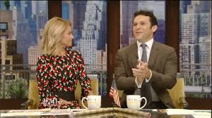 Kelly Ripa Halloween Skit by Kelly Ripa And Fred Savage Fuel Frontrunner Co Host Rumors On