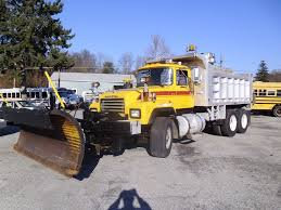 100 Plow Trucks For Sale 1999 Mack RD688S Tandem Axle Dump Truck For Sale By Arthur Trovei