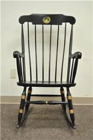 Nichols And Stone Windsor Rocking Chair by Vintage Sigill College University Nichols U0026 Stone Windsor Rocking