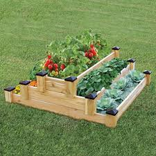 Greenland Gardener Raised Bed Garden Kit by Greenland Gardener Tiered Garden Bed Sam U0027s Club