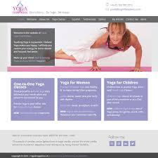 Yoga Website Design HealthHosts Websites For Therapists