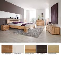 schlafzimmer losone buche massivholzbett auswahl kommode lowboard nako expendio