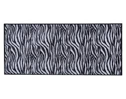 teppich universal ca 67 x 150 cm zebra