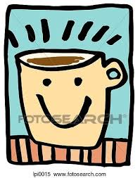 A Happy Coffee Cup