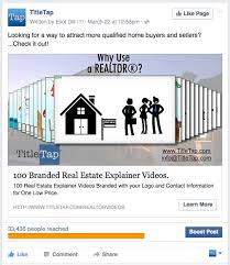 How To Create Facebook Ads For Real Estate Title And Law